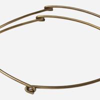 Brass Circle, Large