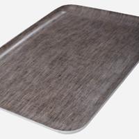 Linen Coating Tray, Medium Natural