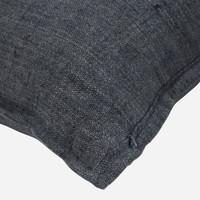Body Pillow Montauk, Charcoal