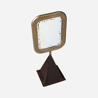 Mirror on Stand, Set of 3