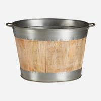 Arbor Bucket Oval
