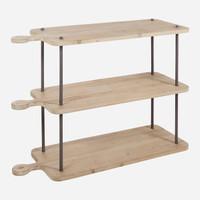 Mia Kitchen Shelf