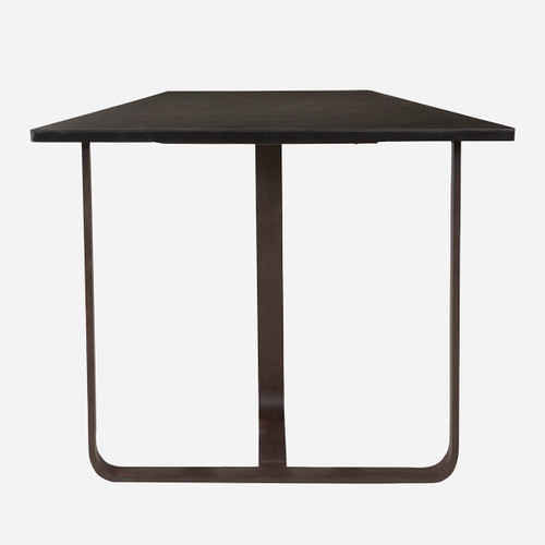 Modern Retread Side Table  (WHS Open Box Stock)