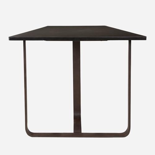 Modern Retread Side Table  (WHS Open Box Stock)