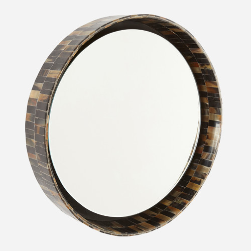 Horn Mirror, Medium (WHS Open Box Stock)