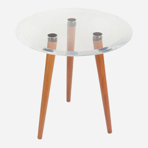 UFO Side Table  (WHS Open Box Stock)