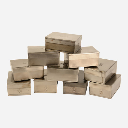 Lady Grey Boxes (s/10)  (WHS Open Box Stock)