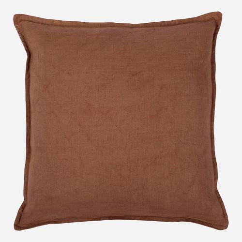 Outlander Cushion, Ochre