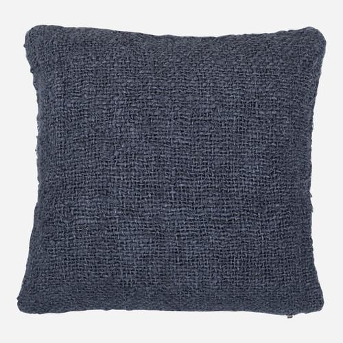 Sherpa 50cm Cushion, Charcoal