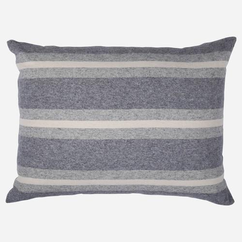 Big Pillow Aspen, Grey Ivory
