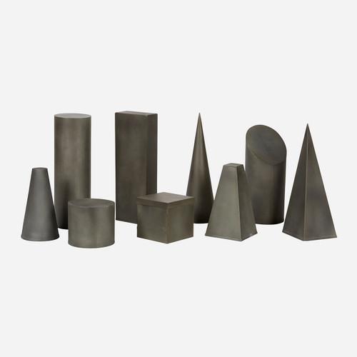 Zinc Charette Forms