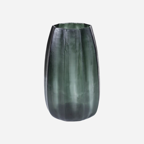 Loire XL Vase, Light Steel