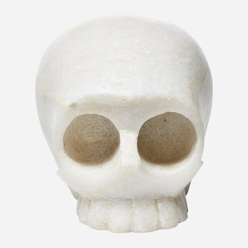 Marble Skull