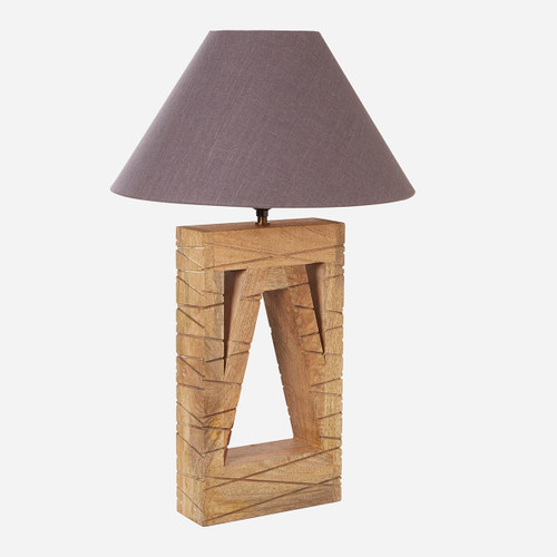 Carpentry Table Lamp