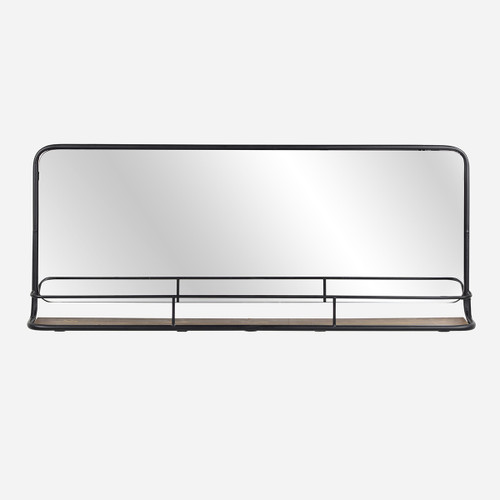 Rectangular Pharmacy Mirror