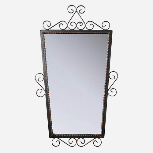 Iron Frame Mirror, 2