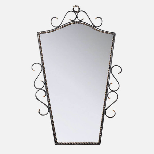 Iron Frame Mirror, 3