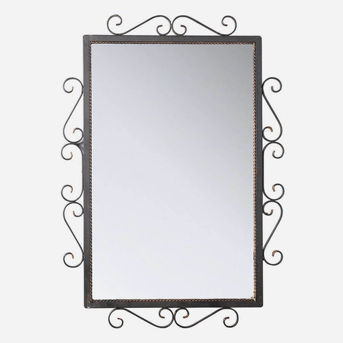 Iron Frame Mirror, 5