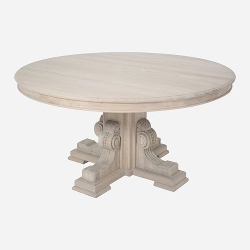 Rotund Dining Table
