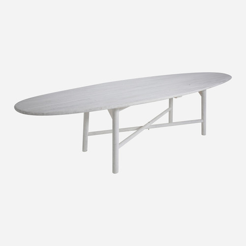 Surf Dining Table, Pine