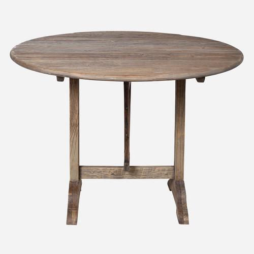 Bordeaux Table, Elm