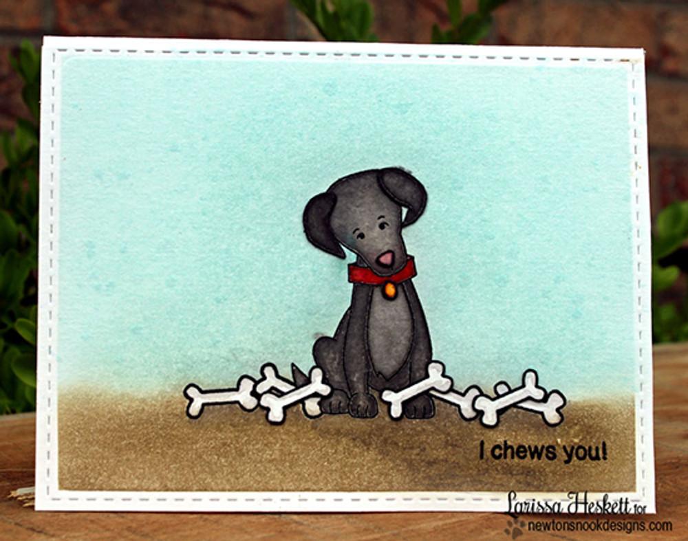 Fetching Friendship Stamp Set   © 2015 Newton's Nook Designs