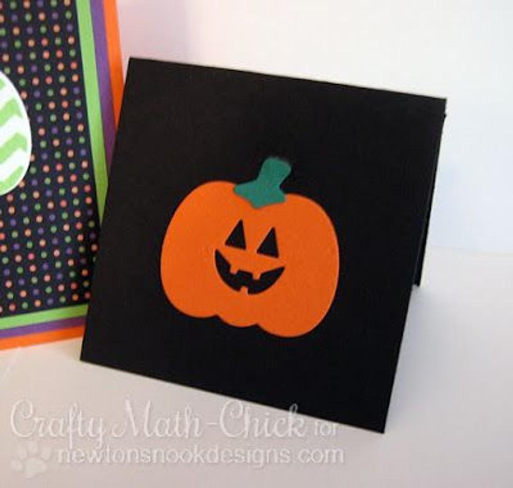 Pick-a-Pumpkin Die Set ©2015 Newton's Nook Designs