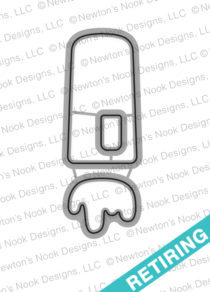 Party Pops Die Set ©2016 Newton's Nook Designs