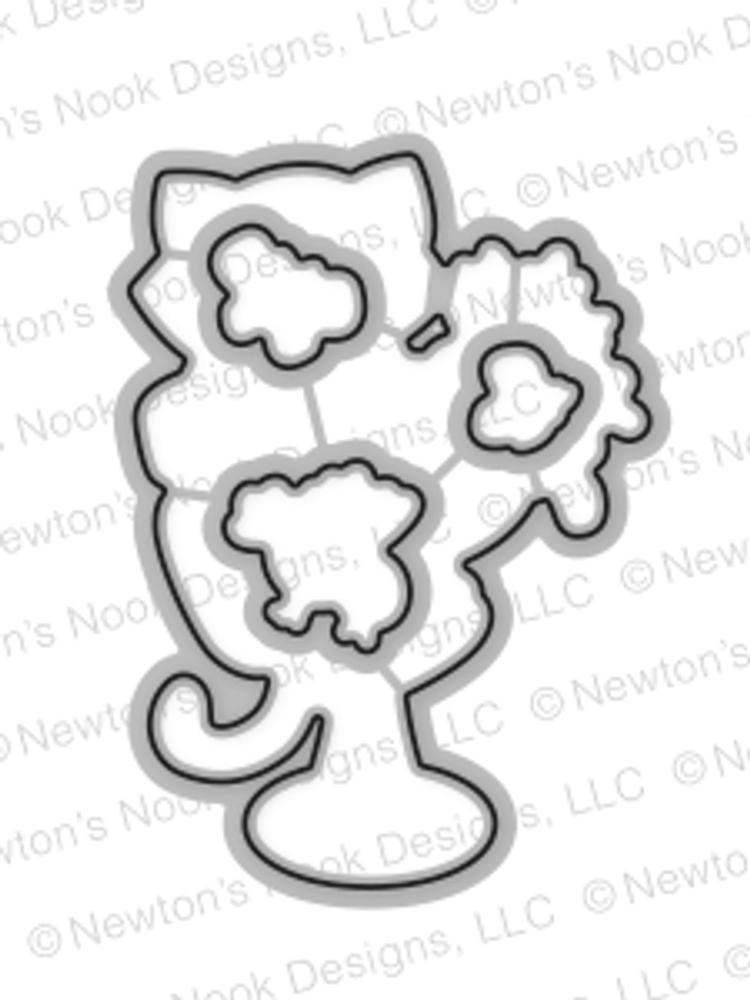Newton's Birdbath Die Set ©2017 Newton's Nook Designs