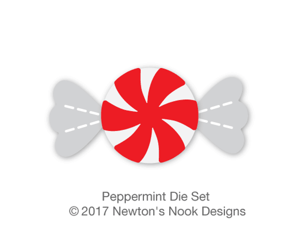 Peppermint Die Set ©2017 Newton's Nook Designs