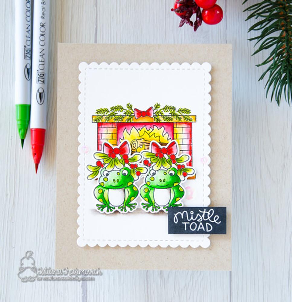 Stamp Set ©2018 Newton's Nook Designs