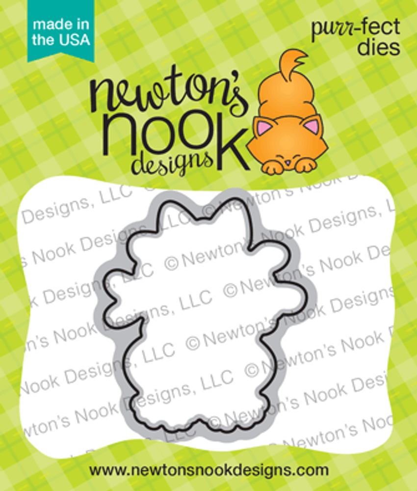 Mistle Toad Die Set ©2018 Newton's Nook Designs