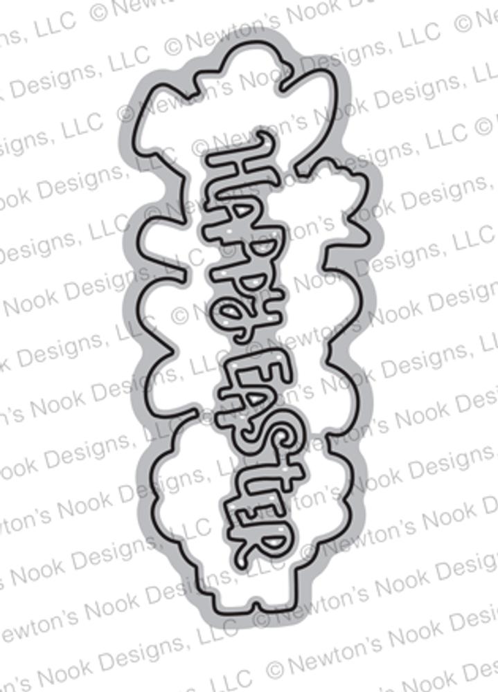Spring Pile Up Die Set ©2019 Newton's Nook Designs