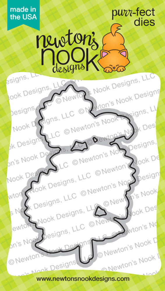 Sunflower Days Die Set ©2019 Newton's Nook Designs