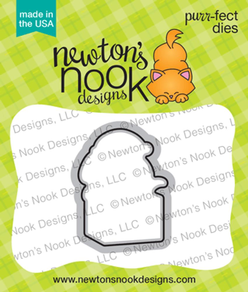 Puppy Present Die Set ©2019 Newton's Nook Designs