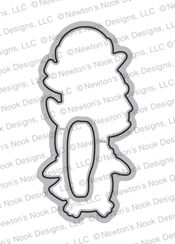 Penguin Pile Die Set ©2019 Newton's Nook Designs