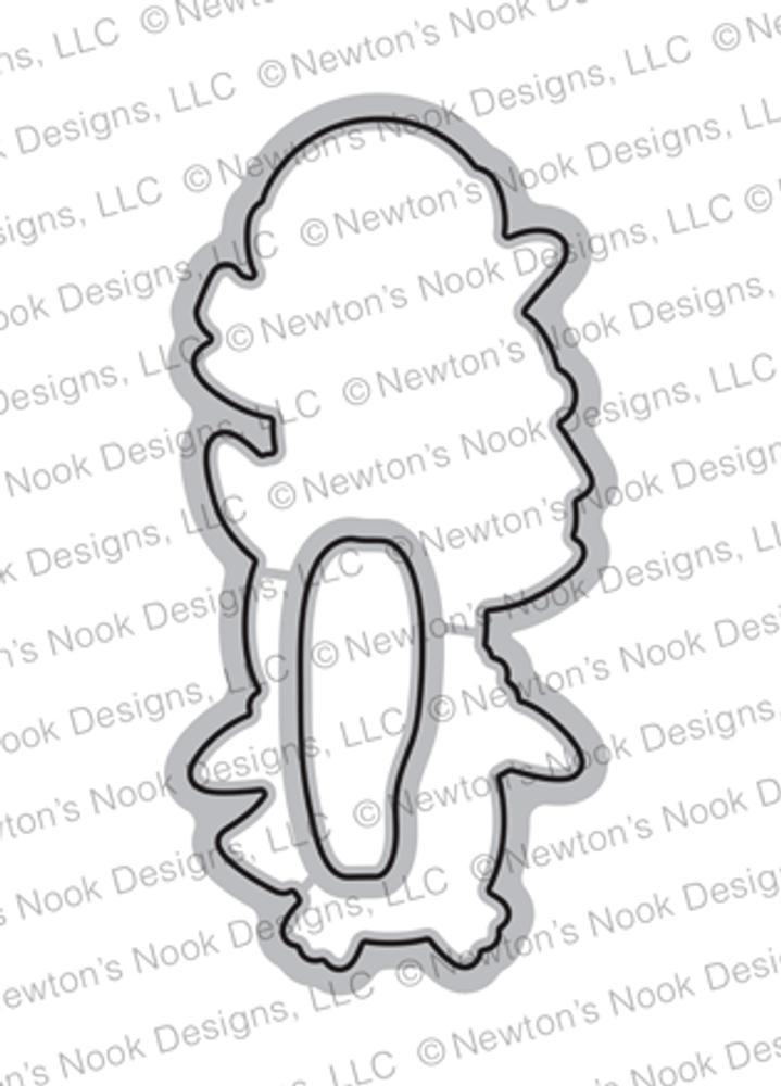 Penguin Pile Die Set ©2019 Newton's Nook Designs