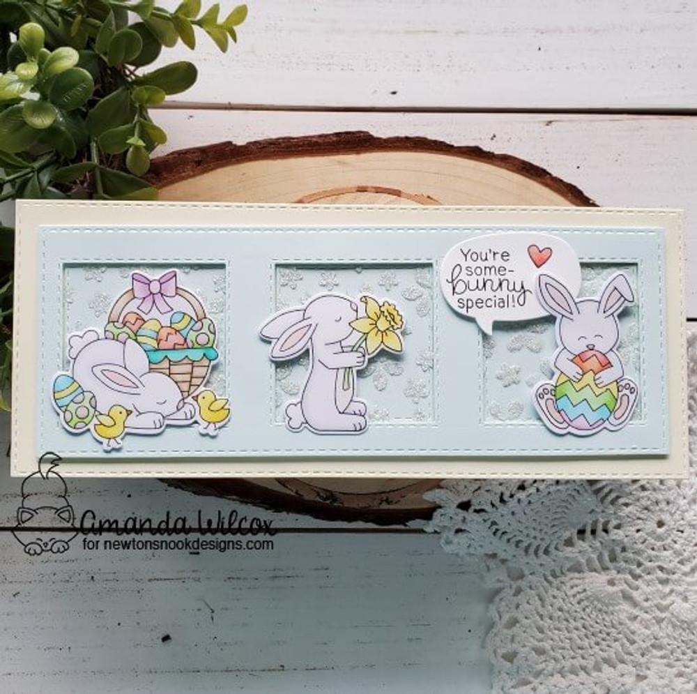 Hop Into Spring Stamp Set ©2020 Newton's Nook Designs