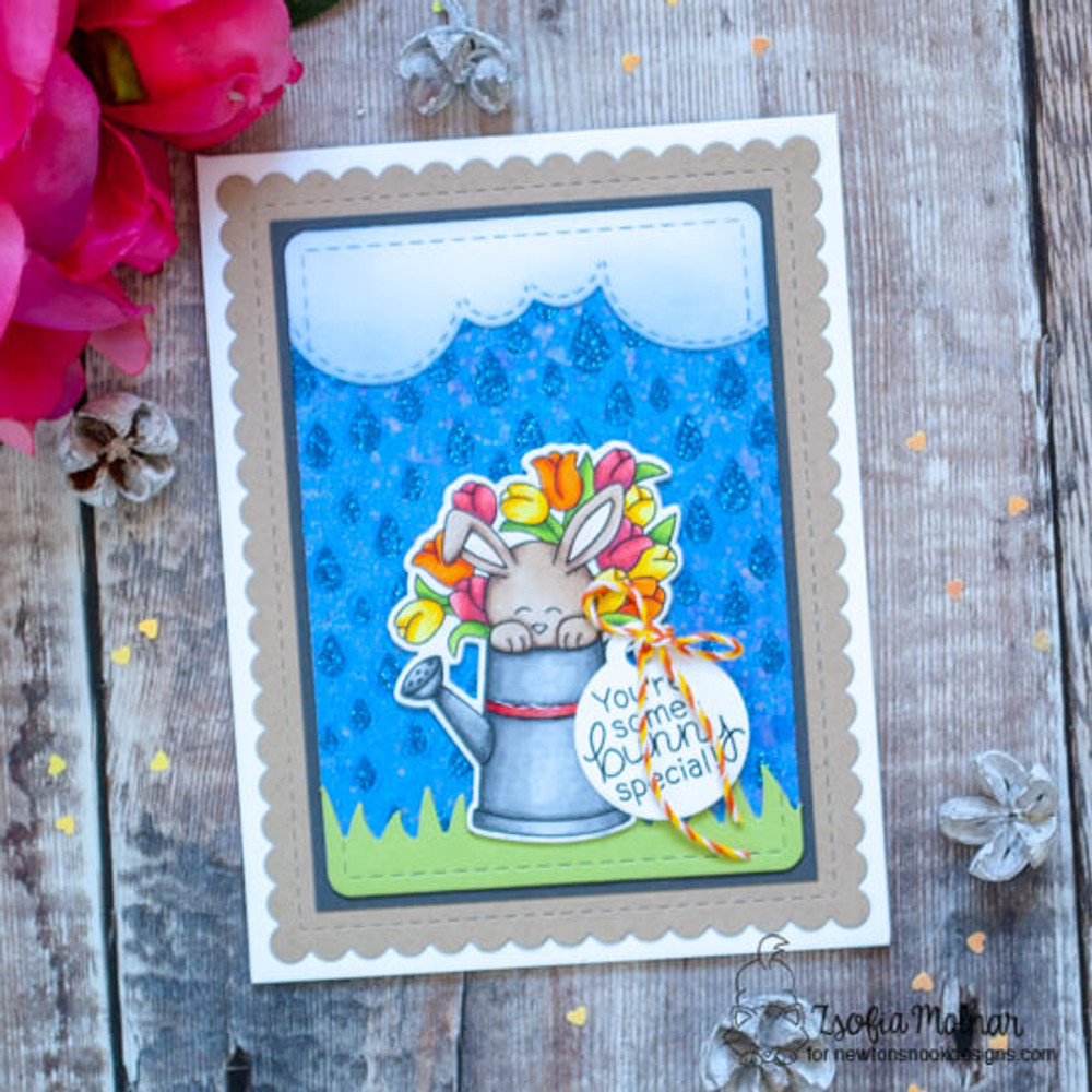 Hop Into Spring Stamp Set ©2020 Newton's Nook Designs