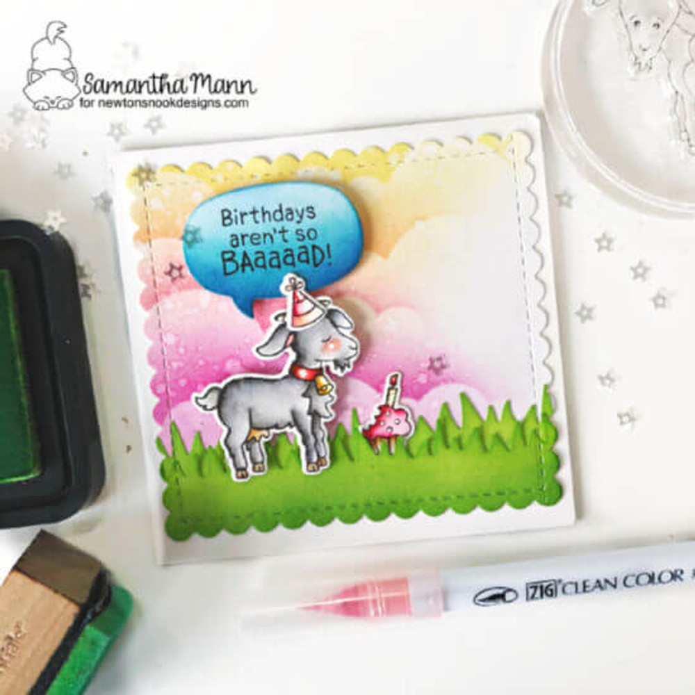 Bleat Stamp Set ©2020 Newton's Nook Designs