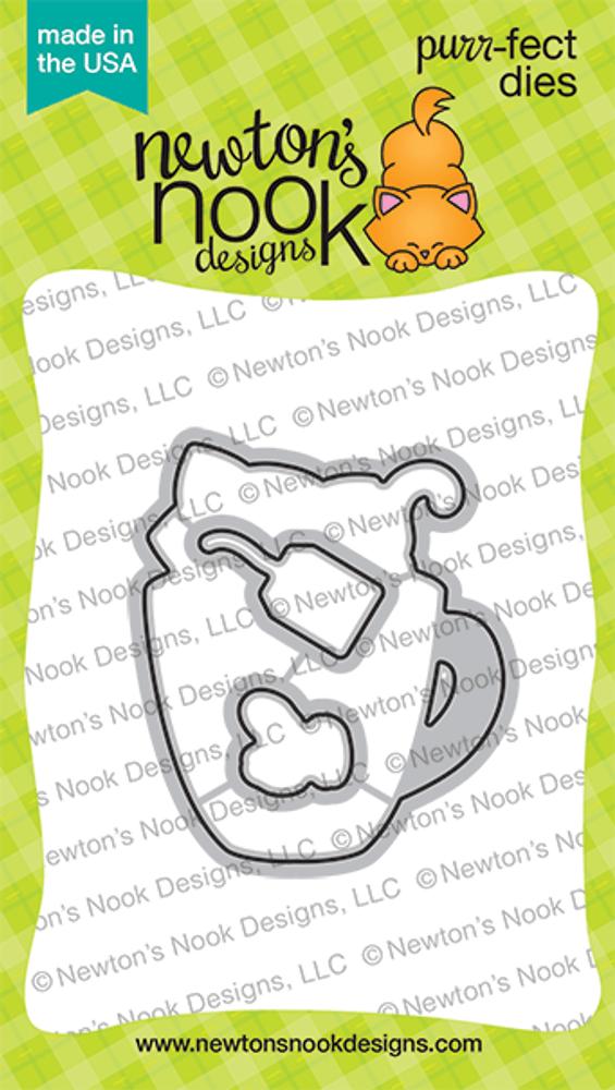 Newton's Mug Die Set ©2021 Newton's Nook Designs