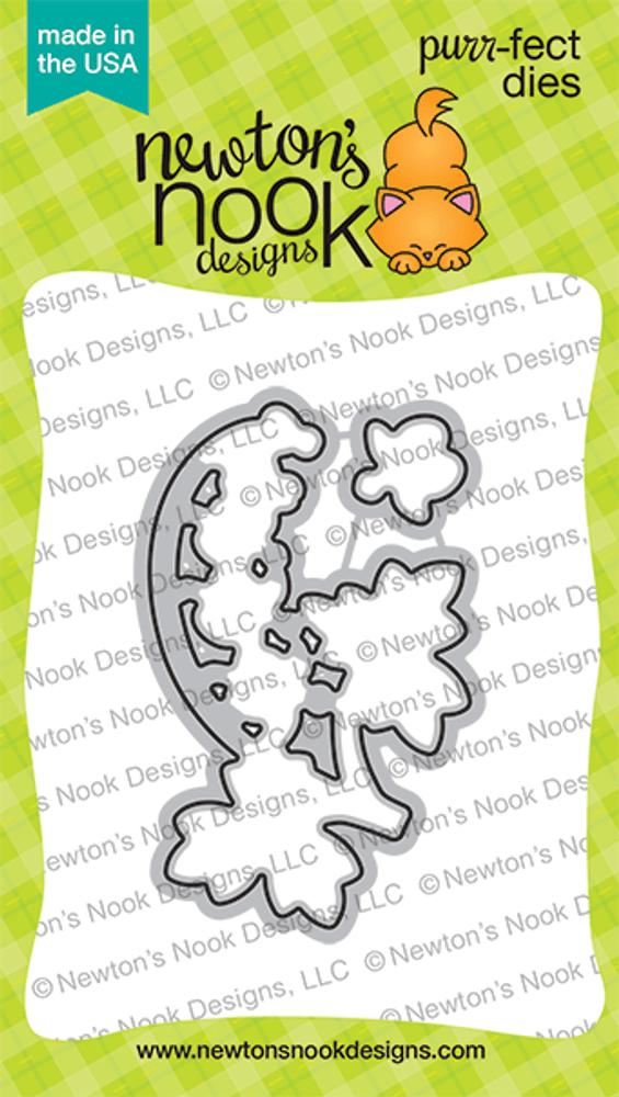 Bleeding Heart Die Set ©2021 Newton's Nook Designs
