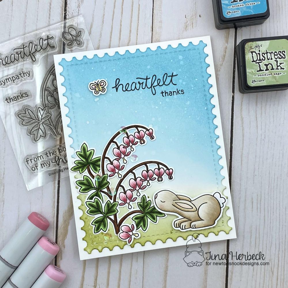Mom & Dad Stamp Set ©2021 Newton's Nook Designs