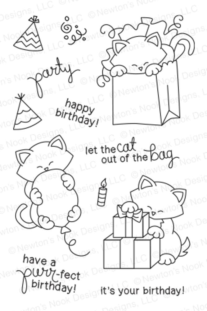 Newton's Birthday Bash