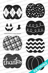 Pick-a-Pumpkin Stamp Set ©2015 Newton's Nook Designs