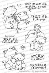 Newton's Sweetheart Stamp Set ©2018 Newton's Nook Designs