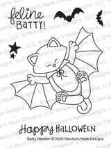 Batty Newton Stamp Set ©2020 Newton's Nook Designs