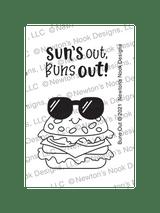 Buns Out Stamp Set ©2021 Newton's Nook Designs