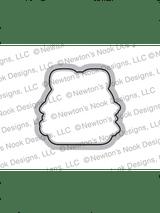 Buns Out Die Set ©2021 Newton's Nook Designs
