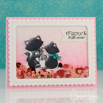 Newton's Sweetheart Stamp Set ©2018 Newton's Nook Designs